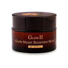 Glow-II Glow Night Boosting Mask 20g