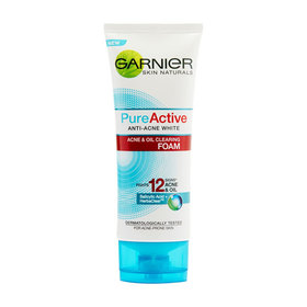 Garnier Pure Active Foam 100ml