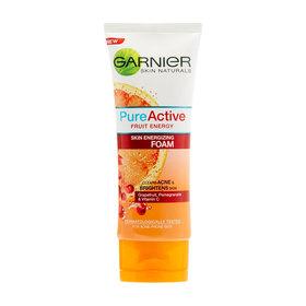 Garnier Pure Active Fruit Energy Foam 100ml