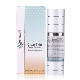 Creme cafe Clear Skin Facial Cleanser 30ml