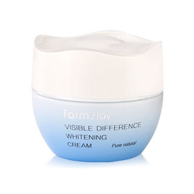 Farmstay Visible Difference Whitening Cream 50g
