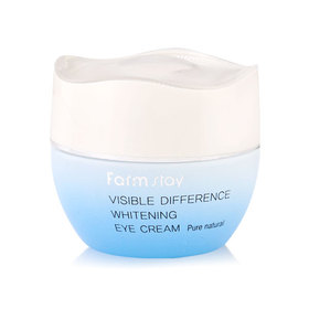 Farmstay Visible Difference Whitening Eye Cream 50g
