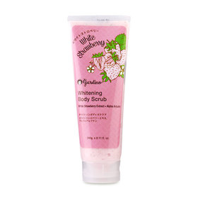 Gardino White Strawberry Whitening Body Scrub 240g
