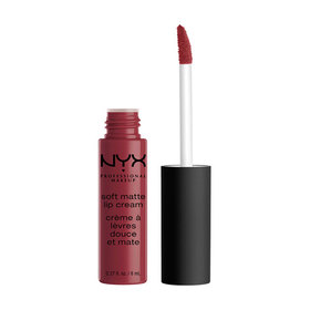 NYX Professional Makeup Soft Matte Lip Cream # SMLC25 Budapest