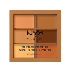 NYX Professional Makeup Concealer Palette #3CP03 Deep