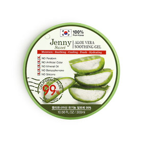 Jenny Sweet Aloe Vera Soothing Gel 99% 300ml