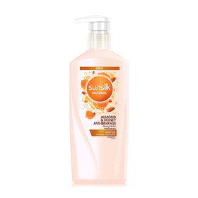 Sunsilk Almond & Honey Anti-Breakage Shampoo 450ml