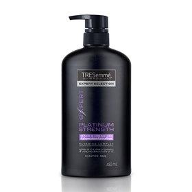 Tresemme Platinum Strength Shampoo 480ml