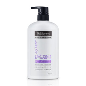 Tresemme Platinum Strength Conditioner 480ml