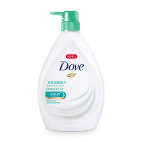Dove Sensitive Skin Body Wash 720g