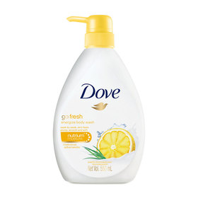 Dove Go Fresh Energize Body Wash 550ml