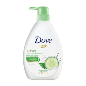 Dove Go Fresh Fresh Touch Body Wash 550ml
