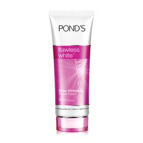 Ponds Flawless White Facial Foam 100g