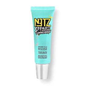 NETZ Facial Sunscreen Luminescence SPF40/PA+++ 50ml #Tan/Almond