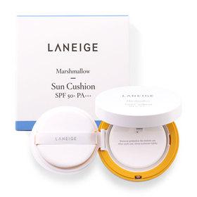 Laneige Marshmallow Sun Cushion SPF50+ PA+++ 10g