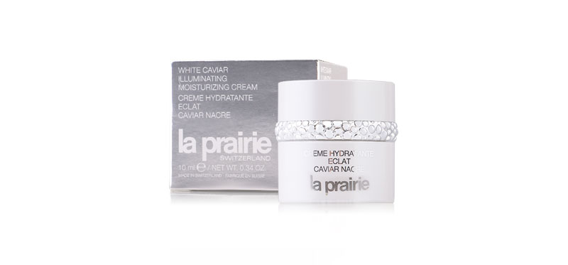 La Prairie White Caviar Illuminating Moisturizing Cream 10ml