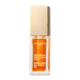 Clarins Instant Light Lip Comfort Oil 7ml #01 Honey