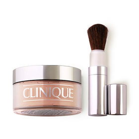 Clinique Blended Face Powder And Brush 35g #02 Transparency