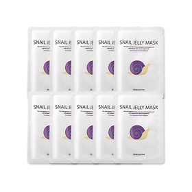 Skederm Snail Jelly Mask (25ml x 10pcs)