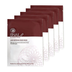 Set Snail8 Age Defense Face Mask (23g x 5pcs)