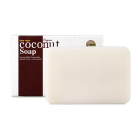 i nature Coconut Milk Soap & Jusmine Rice 100g