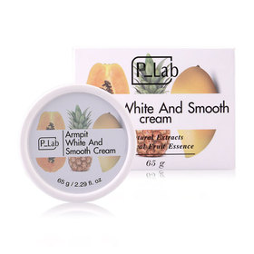 P Lab Armpit White And Smooth Cream 65g