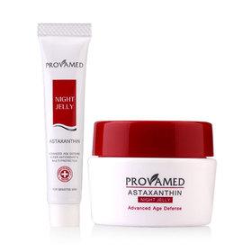 Provamed Astaxanthin Night Jelly 30g (Free! Astaxanthin Night Jelly 5g)