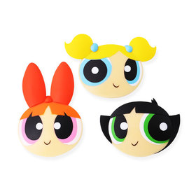 Peripera The Powerpuff Girls Mirror