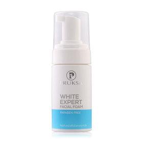 Pruksa White Expert Facial Foam 100g