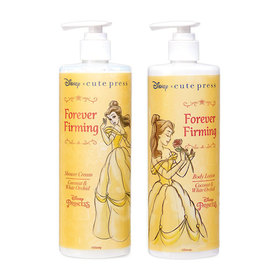 Cute Press Skin Secret Forever Firming Booster Lotion + Cute Press Skin Secret Forever Firming Booster Shower Cream