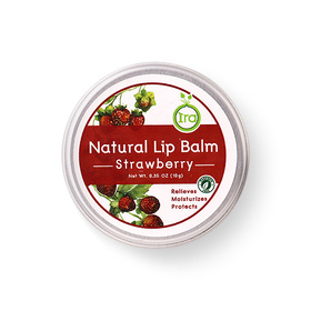 Ira Natural Lip Balm Straberry 10g