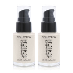 แพ็คคู่ Collection Illuminating Touch Liquid Radiance