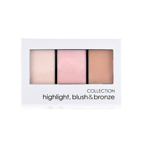 Collection Hilight Blush Bronze Palette