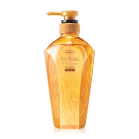 Tsubaki Oil Intensive Damage Care Shampoo 450ml #13655
