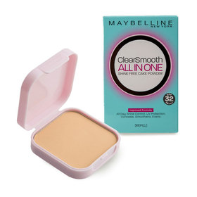Maybelline  Clear Smooth All In One Refill  #04 Honey