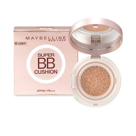 Maybelline Super BB Cushion SPF29 PA+++ #02 Light