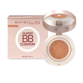 Maybelline Super BB Cushion SPF29 PA+++ #03 Natural