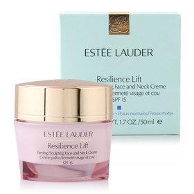 Estee Lauder Resilience Lift Firming Sculpting Face And Neck Creme SPF15 50ml