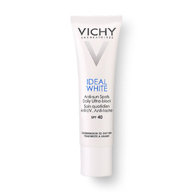 Vichy Ideal White Anti-Sun Spots Daily Ultra-Block SPF40 PA+++ 30ml
