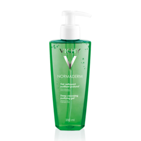 Vichy Normaderm Deep Cleansing Purifying Gel 200ml