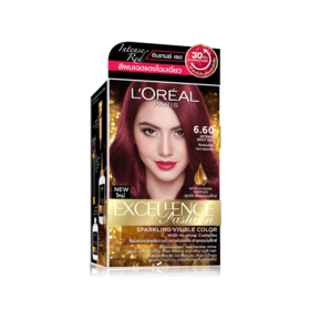 LOreal Paris Excellence Fashion #6.60 Intense Spicy Red