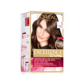LOreal Paris Excellence #No.5 NATURAL LIGHT BROWN