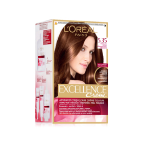 LOreal Paris Excellence #No.5.35 Chocolate Brown