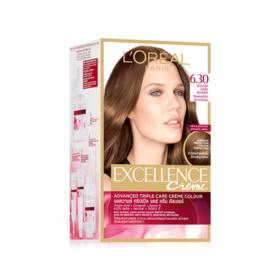 LOreal Paris Excellence 260g #6.30 Golden Dark Brown