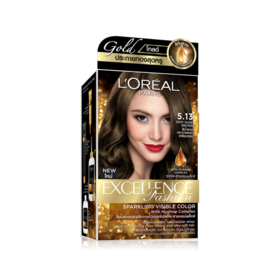 LOreal Paris Excellence Fashion 260g #5.13 Ashy Nude Brown