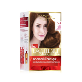 LOreal Paris Excellence Star Collection 5.4 LIGHT COPPERMAHOGANY