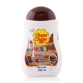 Chupa Chups Kids Bath & Shower 250ml #Choco Milk