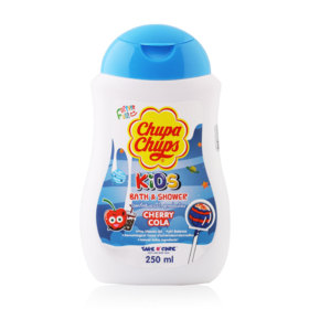 Chupa Chups Kids Bath & Shower 250ml #Cherry Cola