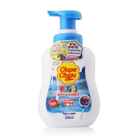Chupa Chups Kids Bath & Shower 500ml #Cherry Cola