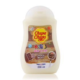 Chupa Chups Kids Head To Toe 250ml #Choco Milk